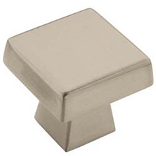 Amerock BP55273-G10 Blackrock Collection Oversized Square Knob - 1 1/2