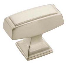 Amerock BP53534-2-G10 Mulholland Collection Oversized Rectangular Knob - 1 1/2