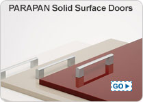 PARAPAN Solid Surface Doors