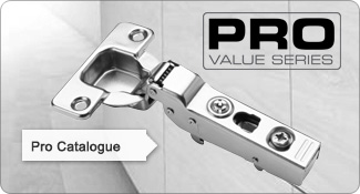 Pro Hinges & Drawer Slides