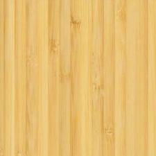 "Teragren Unfinished Bamboo Vertical Grain Natural Panel 1/4"" x 4"" x 8"""