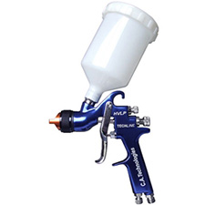 C.A. Technologies Techline T3 1.7MM HVLP Economy Spray Gun
