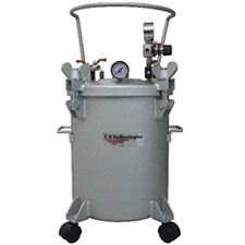 C.A. Technologies 51-508 5 Gallon Double Regulated Tank