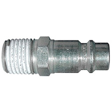 "C.A. Technologies 53-573 High Flow Quick Disconnect Couplings (for HVLP use) 1/4"" Male Stem"