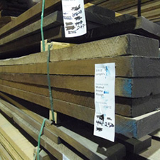 Walnut 6/4 Prime Rough Lumber