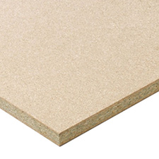 "1"" G2S PARTICLE BOARD        61X121"