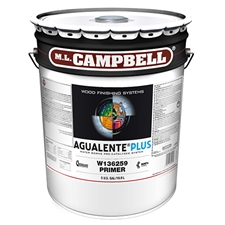 M.L. Campbell W136259 Agualente Plus White Primer - 5 Gallons