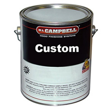 M.L. Campbell - Custom Tint -MTO- Spray & Wipe - Charcoal - 1 Gallon