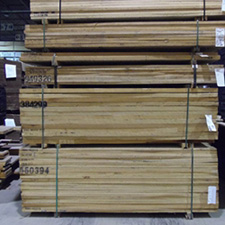 White Oak 4/4 Prime Rough Lumber Flat Cut
