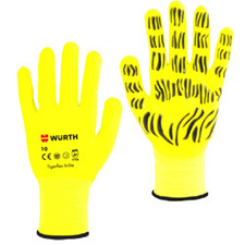 Wurth 0899403080804 Tigerflex Cool Hi-V Gloves - 1 pair - Size 10