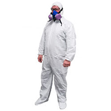 Wurth 0899021131773 Microporous Coveralls - Size Medium