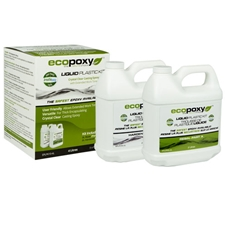 EcoPoxy Liquid Plastic Kit - 4L
