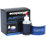 EcoPoxy GloPoxy Blue Glow in the Dark Epoxy Coating - 200G