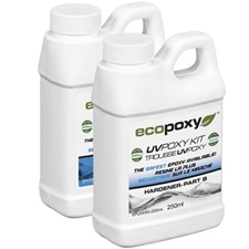 EcoPoxy UVPoxy kit - 500ML