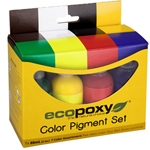 EcoPoxy Liquid Colour Pigment Kit 7 x 60ML