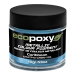 EcoPoxy Metallic Colour Pigment - Carribean - 15g