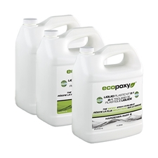 EcoPoxy Liquid Plastic 2:1 Kit - 12L