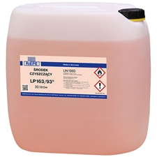 Riepe LP163/93 Edgeband Cleaning Agent 30L Jug Red