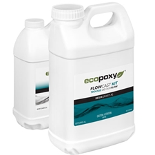 ECOPOXY FlowCast Clear Casting Resin Kit - 6 L