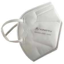 KN95 Protective Ear Loop Respirator Masks - 10 per Package