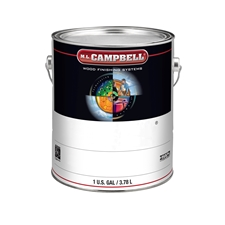 M.L. Campbell MC119621 FD High Performance Conversion Varnish - Matte - 1 Gallon