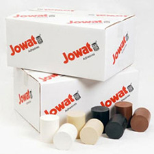 Jowat International 286.60 Edgebanding Hotmelt Adhesive Cartridge - Natural - 15.454kg