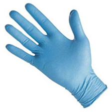 Latex Disposable Gloves Box-100 - Small