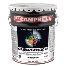 M.L. Campbell W120829 Clawlock II High Solid Catalyzed Primer White HAP's Compliant Finish