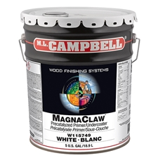 M.L. Campbell W115749 MagnaClaw Primer 550 - Low VOC - HAPs Free - Pre-Catalyzed - Fast Dry