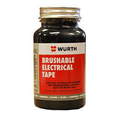 BRUSHABLE ELECTRICAL TAPE 4OZ  X605