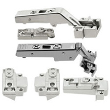 Aventos HF 78Z550AT Clip Top Hinge Kit for Narrow Aluminum Frames
