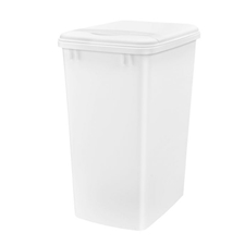 Rev-A-Shelf RV-28-L-52 28-Quart Polymer Waste Container and Lid