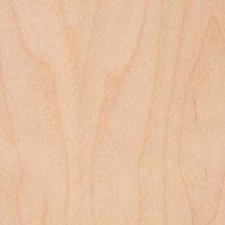 Polyback Wood Veneer - White Maple FC 4x8 (Individual Box)