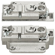 Aventos HK-S 20KA400 Front Fixing Bracket Set