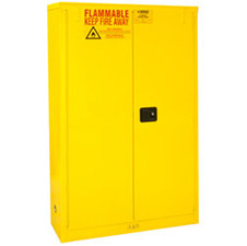 45 Gallon Wurth OSHA Flammable Material Storage Cabinets
