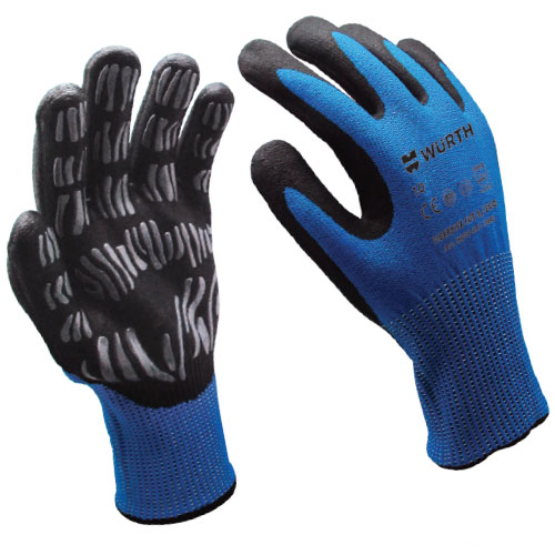 Small EN 388 for Men and Women PPE Type: Protective Glove Against Mechanical Risks Machine Washable ACKTRA WG010 Level 5 Cut Resistant Safety WORK GLOVES 3 pairs