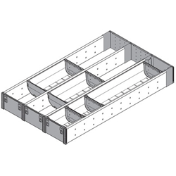 Blum ZHI.487MI3 Orga-Line 550mm Combo Cutlery Divider for Movento/Tandem Drawers