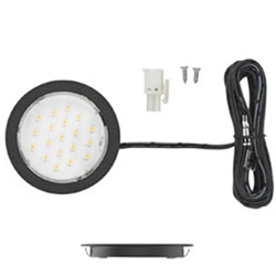 1.5W 5K BLACK LED METAL POCKIT LHT