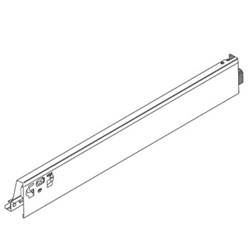 Blum 378M5002SA Drawer Side Height M (83mm) Nominal Length 500mm Right for TANDEMBOX Intivo/Antaro