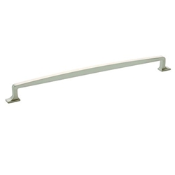 "Amerock BP54024-G10 Westerly Collection Appliance Pull - 18"" - Satin Nickel"