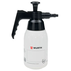 Wurth Pump Pressurized Spray Bottle  - 1L