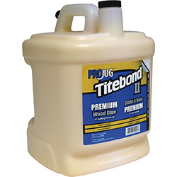 Franklin International 50009 Titebond II Premium Wood Glue - 2.15 gallon PRO Jug