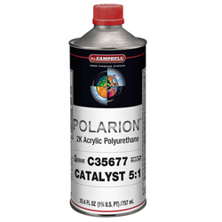 ML Campbell C35677 Polarion Catalyst 5:1