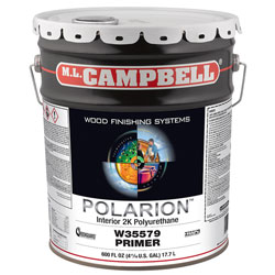 M.L. Campbell W35579 Polarion Interior Primer - 5 Gallons