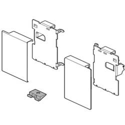 Blum Zi7 0ms0 01777320 Legrabox Front Fixings R L Height M For