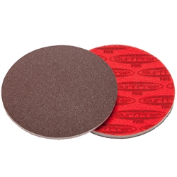 SurfPrep SPDF55R180 5-Inch x 5MM Foam Sanding Disc Super Fine 450-500 Grit - Box of 25