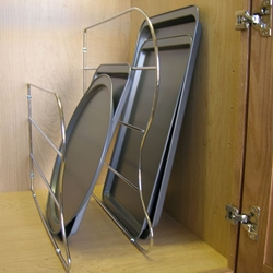Rev-A-Shelf 597-18CR 18-Inch Tray Dividers with Clips