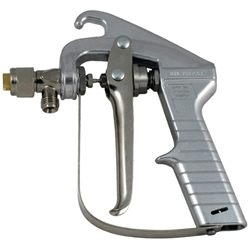 Contact Adhesive Spray Gun Applicator for Bulk Cylinder Systems