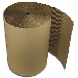 Single Face Corrugated Roll - 24 po X 250 ft)