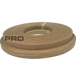 PRO Red Oak Edgebanding 7/8 Inch 500FT